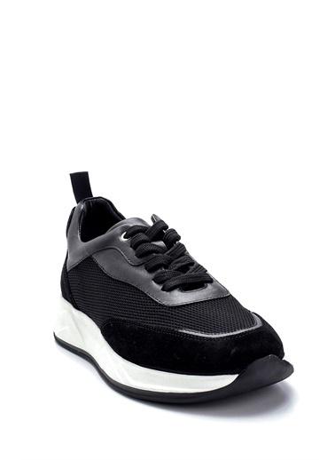 Derimod Erkek Ayakkabı(217-06) Sneaker Siyah